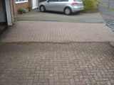 driveway cleaning church crookham